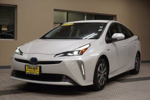 2021 Toyota Prius for sale at Jeremy Sells Hyundai in Edmunds WA