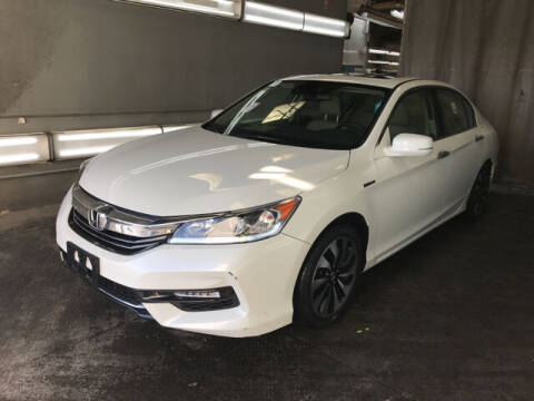 2017 Honda Accord Hybrid for sale at Brand Motors llc in Belmont CA