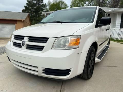 2008 Dodge Grand Caravan for sale at Efficiency Auto Buyers in Milton GA