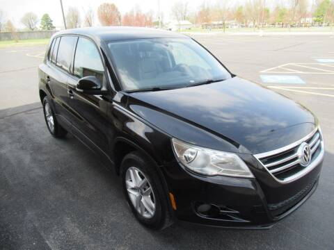 2011 Volkswagen Tiguan for sale at Just Drive Auto in Springdale AR