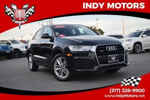2018 Audi Q3 for sale at Indy Motors Inc in Indianapolis IN