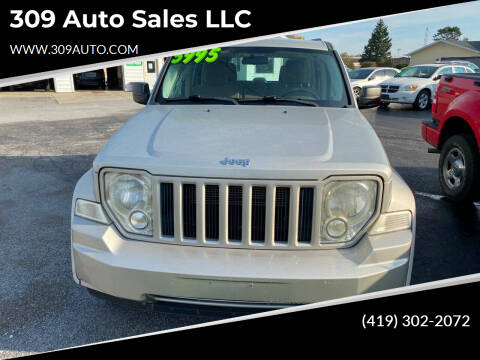 2008 Jeep Liberty for sale at 309 Auto Sales LLC in Harrod OH