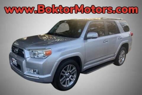 2011 Toyota 4Runner for sale at Boktor Motors in North Hollywood CA