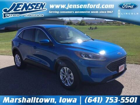 2021 Ford Escape for sale at JENSEN FORD LINCOLN MERCURY in Marshalltown IA