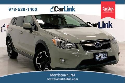 2014 Subaru XV Crosstrek for sale at CarLink in Morristown NJ