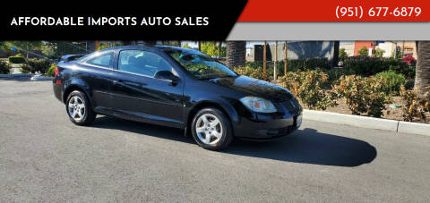 2009 Pontiac G5 for sale at Affordable Imports Auto Sales in Murrieta CA