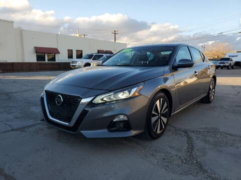 2019 Nissan Altima for sale at CHURCHILL AUTO SALES in Fallon NV