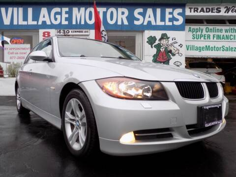 2008 BMW 3 Series for sale at Village Motor Sales in Buffalo NY