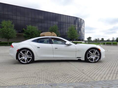 2012 Fisker Karma for sale at Enthusiast Motorcars of Texas in Rowlett TX