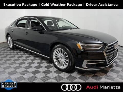 2020 Audi A8 L for sale at CU Carfinders in Norcross GA