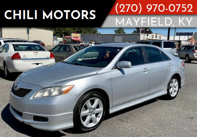 2009 Toyota Camry for sale at CHILI MOTORS in Mayfield KY