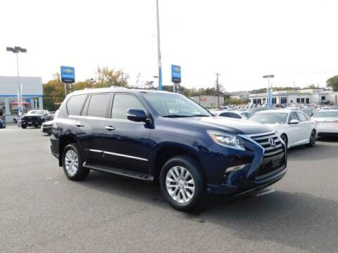 2018 Lexus GX 460 for sale at Radley Cadillac in Fredericksburg VA