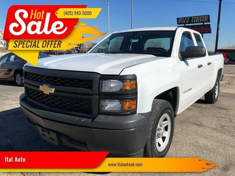 2014 Chevrolet Silverado 1500 for sale at Ital Auto in Oklahoma City OK