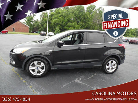 2015 Ford Escape for sale at CAROLINA MOTORS in Thomasville NC