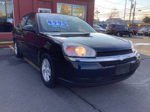 2004 Chevrolet Malibu for sale at Active Auto Sales in Hatboro PA
