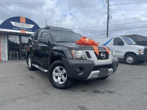 2009 Nissan Xterra for sale at OTOCITY in Totowa NJ
