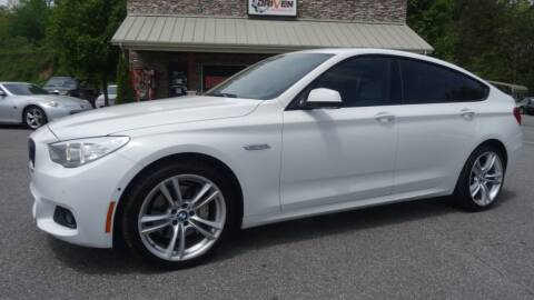 2013 BMW 5 Series for sale at Driven Pre-Owned in Lenoir NC