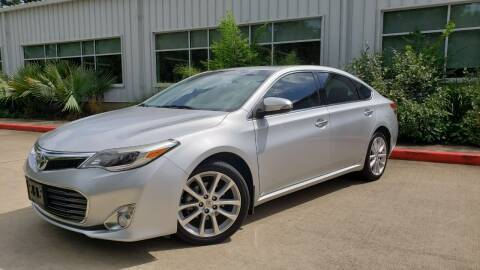 2013 Toyota Avalon for sale at Houston Auto Preowned in Houston TX