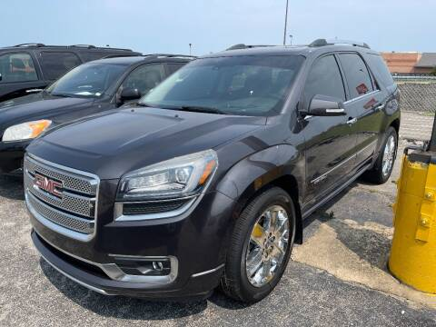 2015 GMC Acadia for sale at Greg's Auto Sales in Poplar Bluff MO