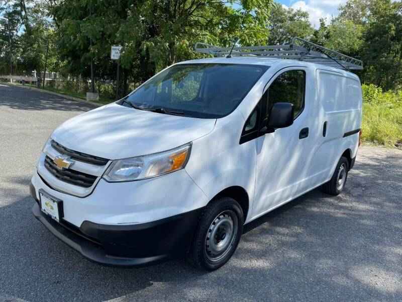 2015 Chevrolet City Express Cargo for sale at Crazy Cars Auto Sale in Jersey City NJ