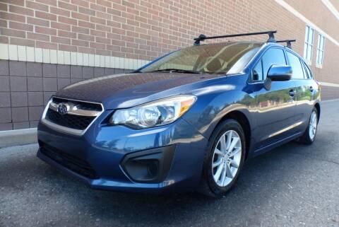 2013 Subaru Impreza for sale at Macomb Automotive Group in New Haven MI
