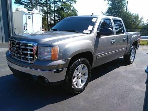 2008 GMC Sierra 1500 for sale at Cross Automotive in Carrollton GA