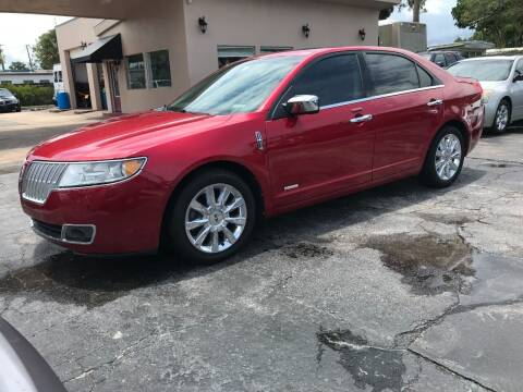 2012 Lincoln MKZ Hybrid for sale at AutoVenture in Holly Hill FL