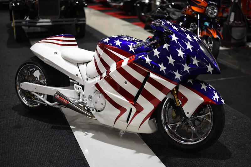 2004 Suzuki Hayabusa for sale at Crystal Motorsports in Homosassa FL