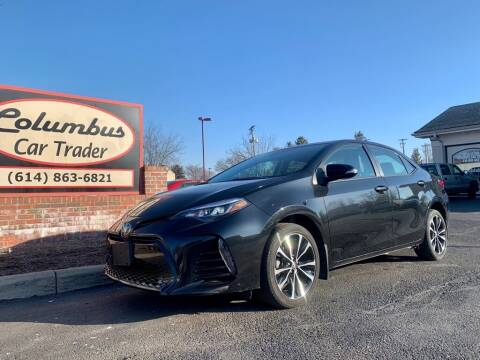 2017 Toyota Corolla for sale at Columbus Car Trader in Reynoldsburg OH