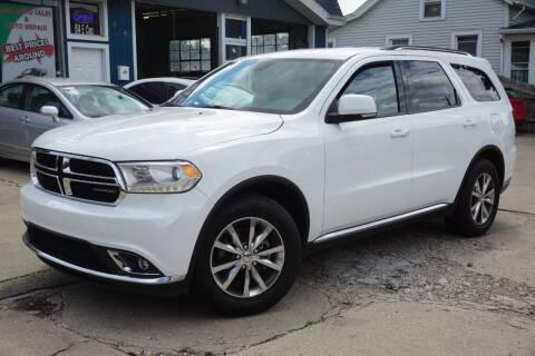 2016 Dodge Durango for sale at Cass Auto Sales Inc in Joliet IL