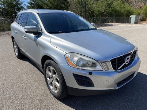 2013 Volvo XC60 for sale at CU Carfinders in Norcross GA