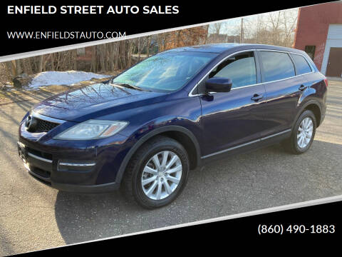 2007 Mazda CX-9 for sale at ENFIELD STREET AUTO SALES in Enfield CT