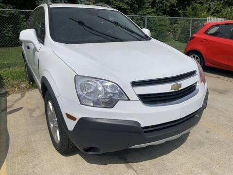 2012 Chevrolet Captiva Sport for sale at Martell Auto Sales Inc in Warren MI