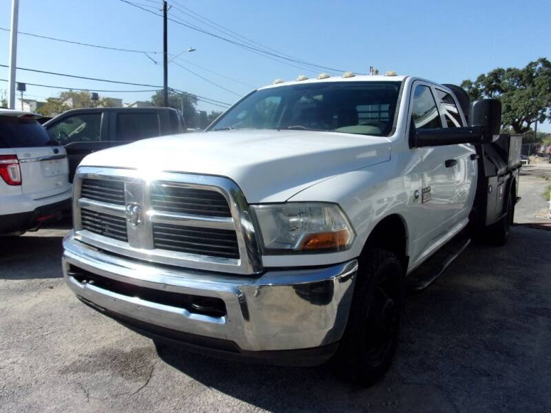 2012 RAM Ram Chassis 3500 for sale at Carfast in Houston TX