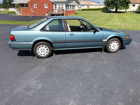 1989 Honda Accord for sale at Superior Wholesalers Inc. in Fredericksburg VA