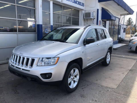 2011 Jeep Compass for sale at Jack E. Stewart's Northwest Auto Sales, Inc. in Chicago IL