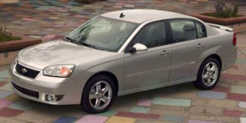 2006 Chevrolet Malibu for sale at The Back Lot in Lebanon PA
