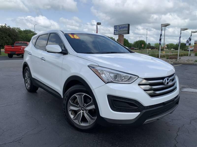 2016 Hyundai Santa Fe Sport for sale at Integrity Auto Center in Paola KS