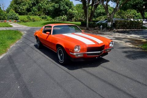 1970 Chevrolet Camaro for sale at Sunshine Classics, LLC in Boca Raton FL