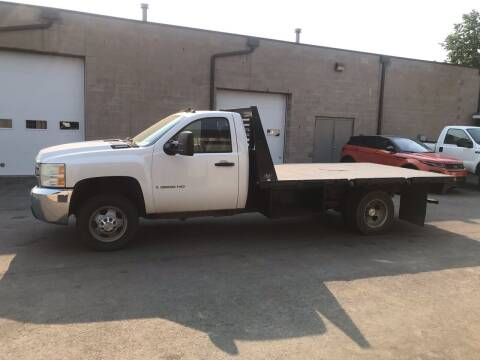 2009 Chevrolet Silverado 3500HD CC for sale at Crown Motor Inc in Grand Forks ND