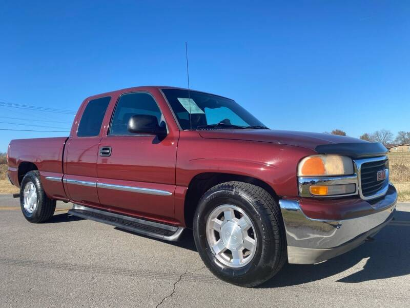 2000 GMC Sierra 1500 for sale at ILUVCHEAPCARS.COM in Tulsa OK