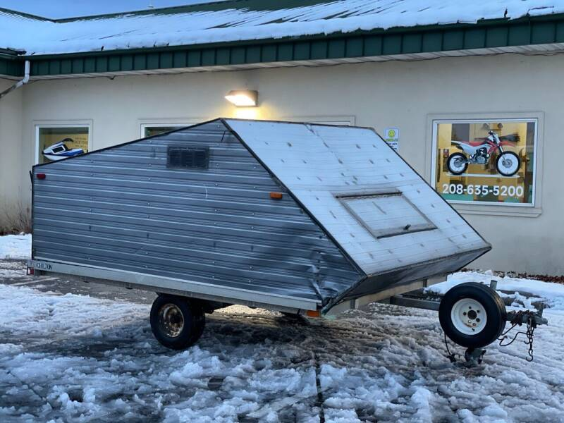 Enclosed 2 Place Snowmobile for sale at Harper Motorsports-Powersports in Post Falls ID