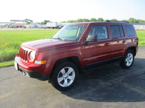2012 Jeep Patriot for sale at KAISER AUTO SALES in Spencer WI