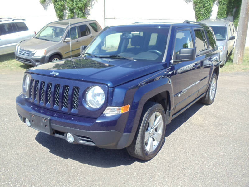 2012 Jeep Patriot for sale at Metro Motor Sales in Minneapolis MN