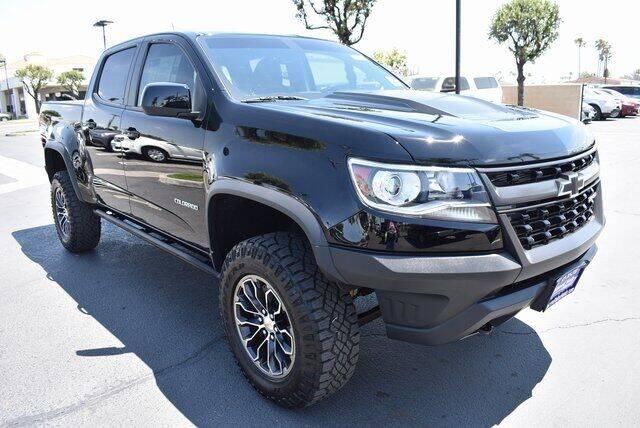 2019 Chevrolet Colorado for sale in Hemet, CA