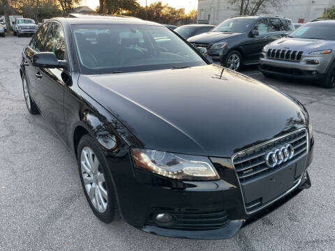 2012 Audi A4 for sale at PRESTIGE AUTOPLEX LLC in Austin TX