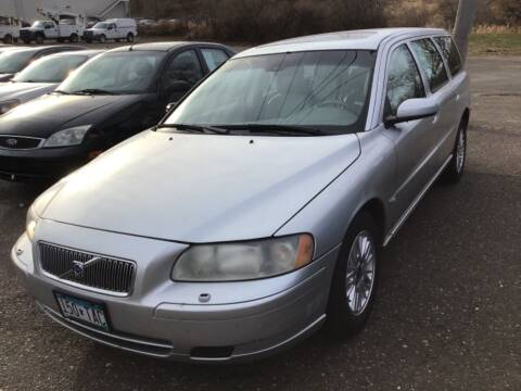 2005 Volvo V70 for sale at Sparkle Auto Sales in Maplewood MN