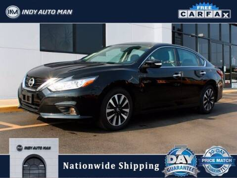 2018 Nissan Altima for sale at INDY AUTO MAN in Indianapolis IN