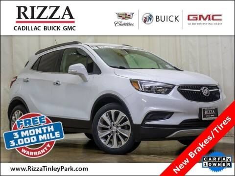 2018 Buick Encore for sale at Rizza Buick GMC Cadillac in Tinley Park IL