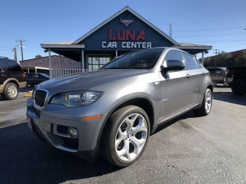 2013 BMW X6 for sale at LUNA CAR CENTER in San Antonio TX